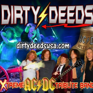 Extreme AC/DC Dirty Deeds - AC/DC Tribute Band / 1980s Era Entertainment in Cleveland, Ohio