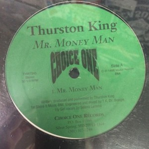 Thurston King - Hip Hop Artist in College Park, Maryland