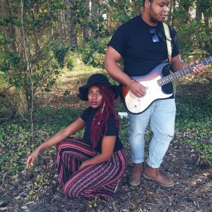 Tiara and Andrew - Acoustic Band in Alberta, Virginia