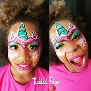 Tickled Faces Face Painting