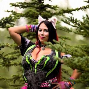 Tifa Ocampo - Alternative Model - Dancer