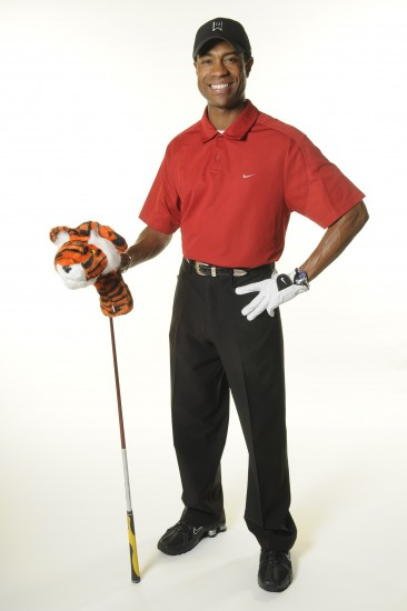 hire tiger woo