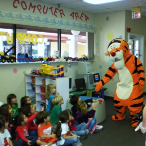 Tigger Character - Costumed Character in Port St Lucie, Florida