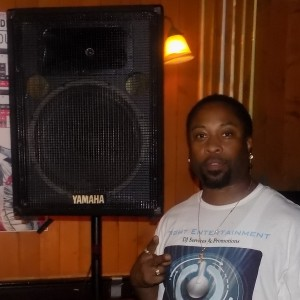 """D.J.B-Man"" / Tight Entertainment - Mobile DJ / Outdoor Party Entertainment in Akron, Ohio"