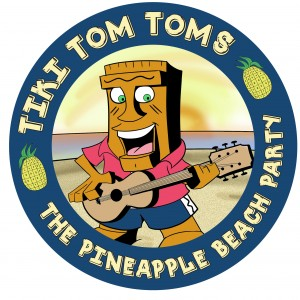 Tiki Tom Toms & the Pineapple Beach Party - Beach Music / Rock Band in Bargersville, Indiana