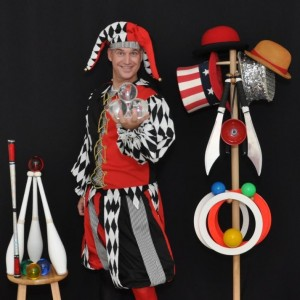 Tim 4 Hire - Juggler / Costumed Character in Miami, Florida