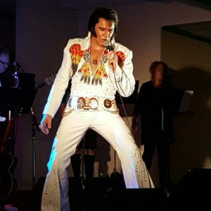 Tim 'E' & The Yes Men - Elvis Impersonator in London, Ontario