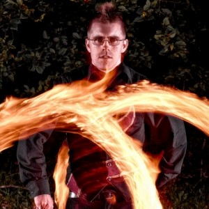 Tim Ellis, Circus Artist - Fire Performer / Interactive Performer in Brighton, Massachusetts