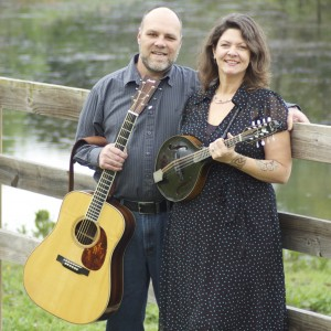 Tim & Jodi Harbin - Bluegrass Band in Powell, Tennessee
