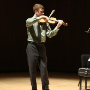 Tim McIlree - Violinist in Oshkosh, Wisconsin