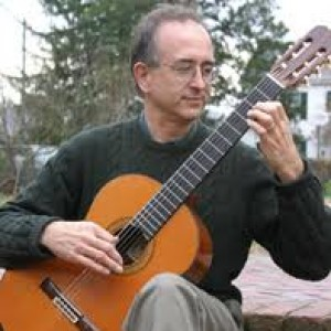 Tim Olbrych-Guitarist - Classical Guitarist in Williamsburg, Virginia