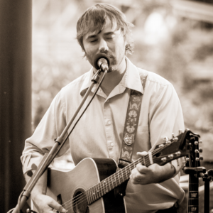 Tim P White - Singing Guitarist in Greenville, South Carolina