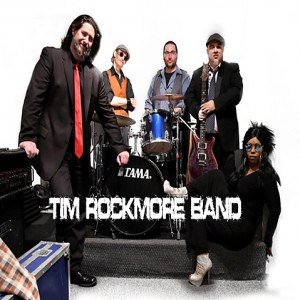 Tim Rockmore Band - Cover Band / Top 40 Band in Asbury Park, New Jersey