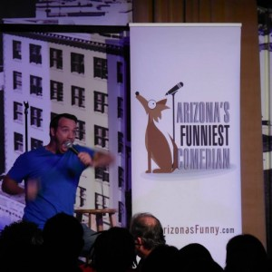 Tim Sauer - Comedian in Scottsdale, Arizona