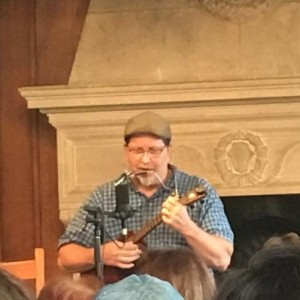 Tim Seals - Ukulele Player in Hagerstown, Maryland