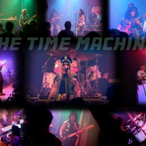 Time Machine - Party Band / Halloween Party Entertainment in Calgary, Alberta
