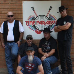 Time Paradox - Classic Rock Band in Fort Worth, Texas