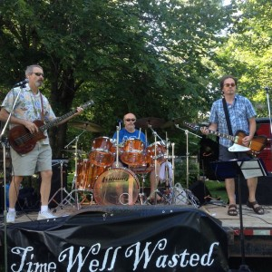Time Well Wasted - Classic Rock Band in Ajax, Ontario