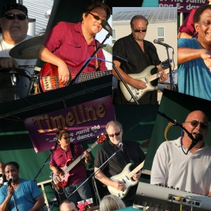 Timeline - Party Band / Disco Band in Rochester, New York