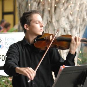 Timothy Nicholas - Violinist in Stuart, Florida