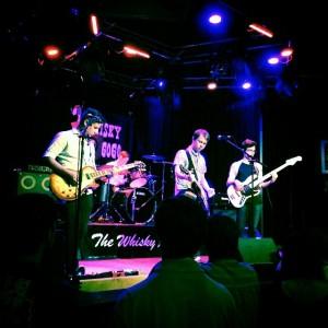 Timsh'l - Rock Band in Calabasas, California