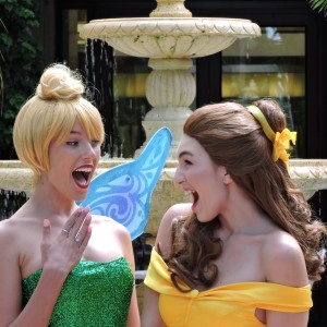 Tinker & Belle's Fairytale Entertainment - Princess Party in Burbank, California