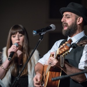 The Tino & Ashley Band - Wedding Band / Folk Band in Philadelphia, Pennsylvania