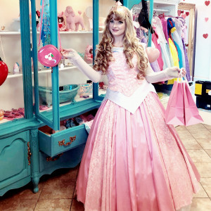 Simply Enchanted Events - Princess Party in Wrightwood, California