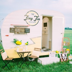 Tiny Tin Photo Booth - Photo Booths in Kennett Square, Pennsylvania