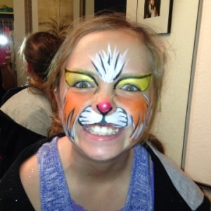 Tinys Face Painting and Balloon Twisting - Face Painter in Monterey, California