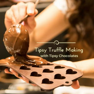 Tipsy Chocolates - Candy & Dessert Buffet in Somerville, Massachusetts