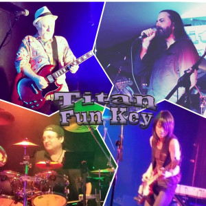 Titan Fun Key - Rock Band / Classic Rock Band in Whitewater, Wisconsin