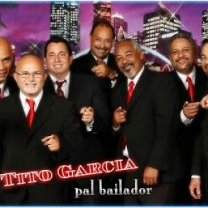 Tito Garcia Pal Bailador - Salsa Band in Sanford, Florida