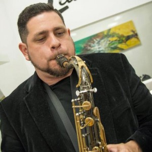 Tito Hernandez - Saxophone Player in Houston, Texas
