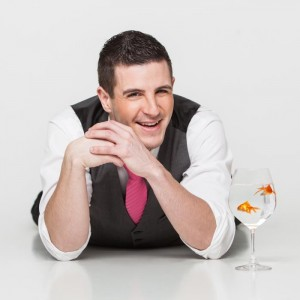 "Titou ""The French Touch Of Magic"" - Magician / Comedy Magician in Los Angeles, California"