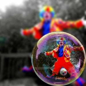 T.J The Clown - Balloon Twister / Outdoor Party Entertainment in Cedar Rapids, Iowa