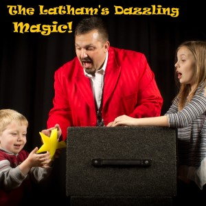 The Latham's Dazzling Magic - Magician / College Entertainment in Joppa, Alabama