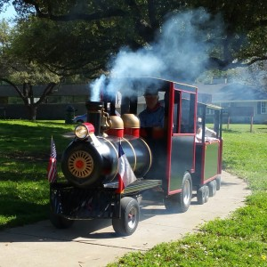 TNT Entertainment - Trackless Train / Easter Bunny in Mansfield, Texas