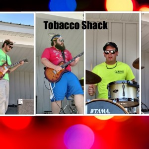 Tobacco Shack - Classic Rock Band in Camden Wyoming, Delaware
