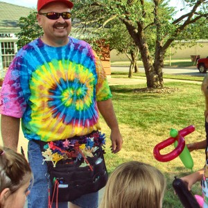 Toby the Balloon Dude - Balloon Twister in Colfax, Iowa