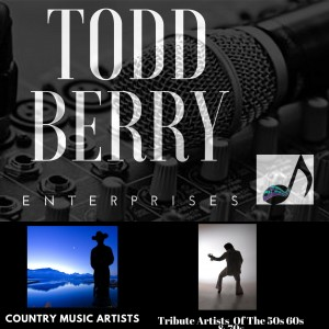 Todd Berry Enterprises Entertainment Company - Cover Band / Johnny Cash Impersonator in Grove City, Ohio