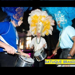 Todd Boyd & BATUQUE BRASIL Drum Squad - Samba Band / Percussionist in Atlanta, Georgia