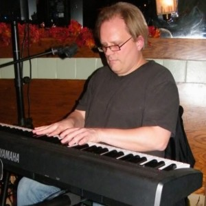 Todd Cutshaw - Singing Pianist / Keyboard Player in Warren, Ohio