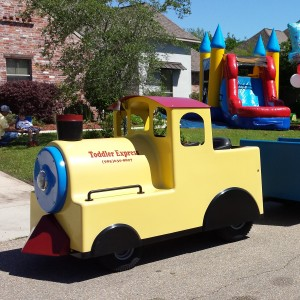 Toddler Express - Trackless Train / Carnival Rides Company in Covington, Louisiana