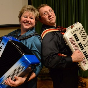 Together Accordion Duo - Accordion Player / French Entertainment in Dallas, Texas