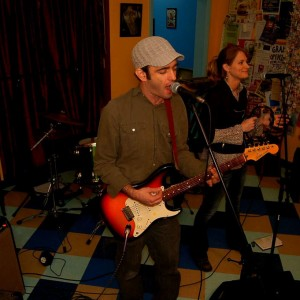 Tom Gilbert - Rock Band in Ithaca, New York
