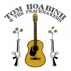 Tom Hoa Binh and the Peacemakers - Acoustic Band / Singing Guitarist in Asheville, North Carolina