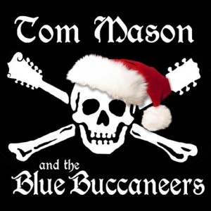 Tom Mason and the Blue Buccaneers - Holiday Entertainment in Nashville, Tennessee
