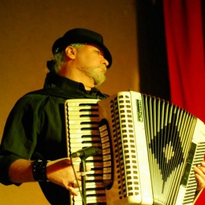 """Zio"" Tom Michael Angelo - Accordion Player in Scottsdale, Arizona"