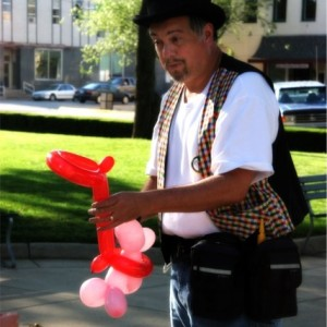 Tom Terrific The Balloon Man - Balloon Twister in Oskaloosa, Iowa